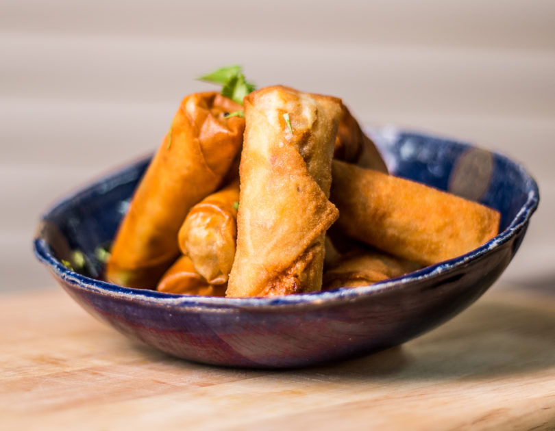 Popiah Goreng (Vegetable Spring Roll)