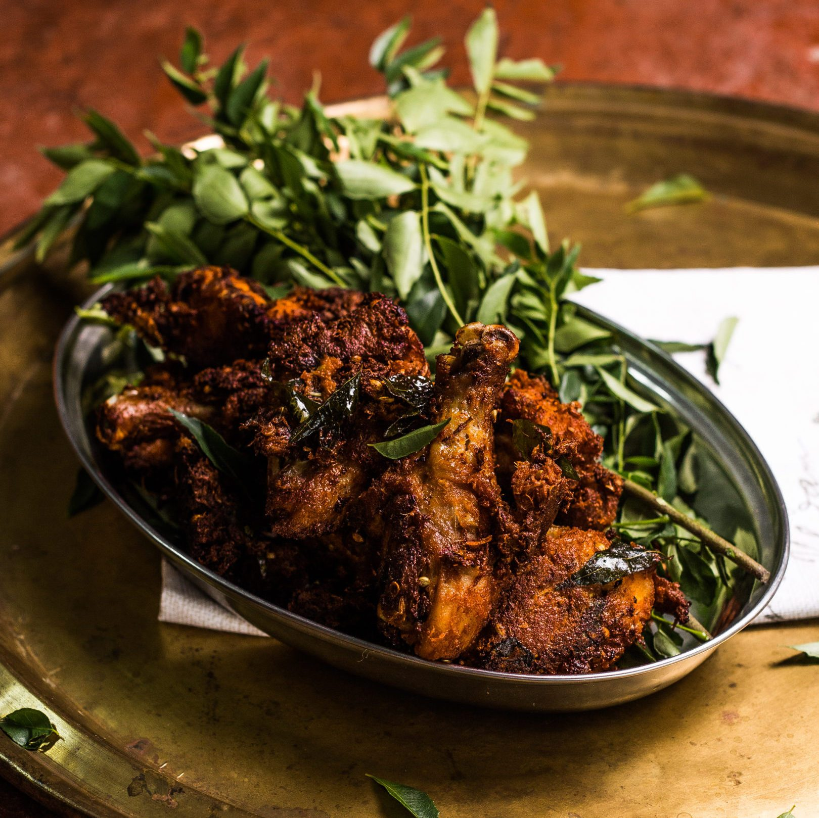 Ayam Goreng Rempah (Malaysian Spice Fried Chicken)