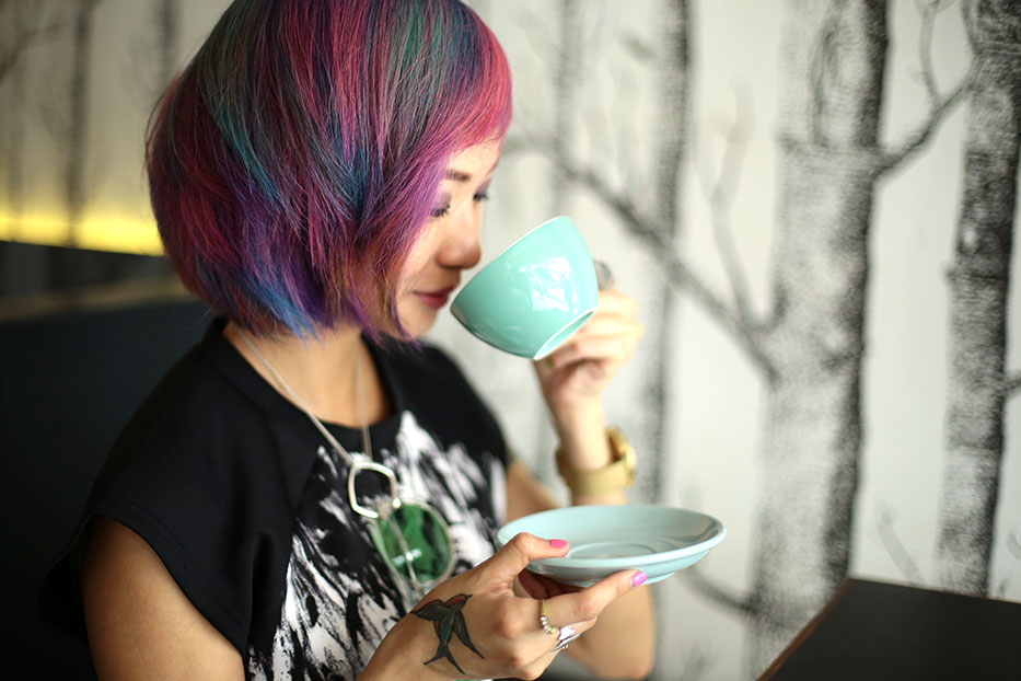Foodie Feature: Joyce Wong aka. KinkyBlueFairy