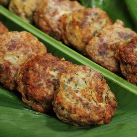 'Pegedil' Meat Patties