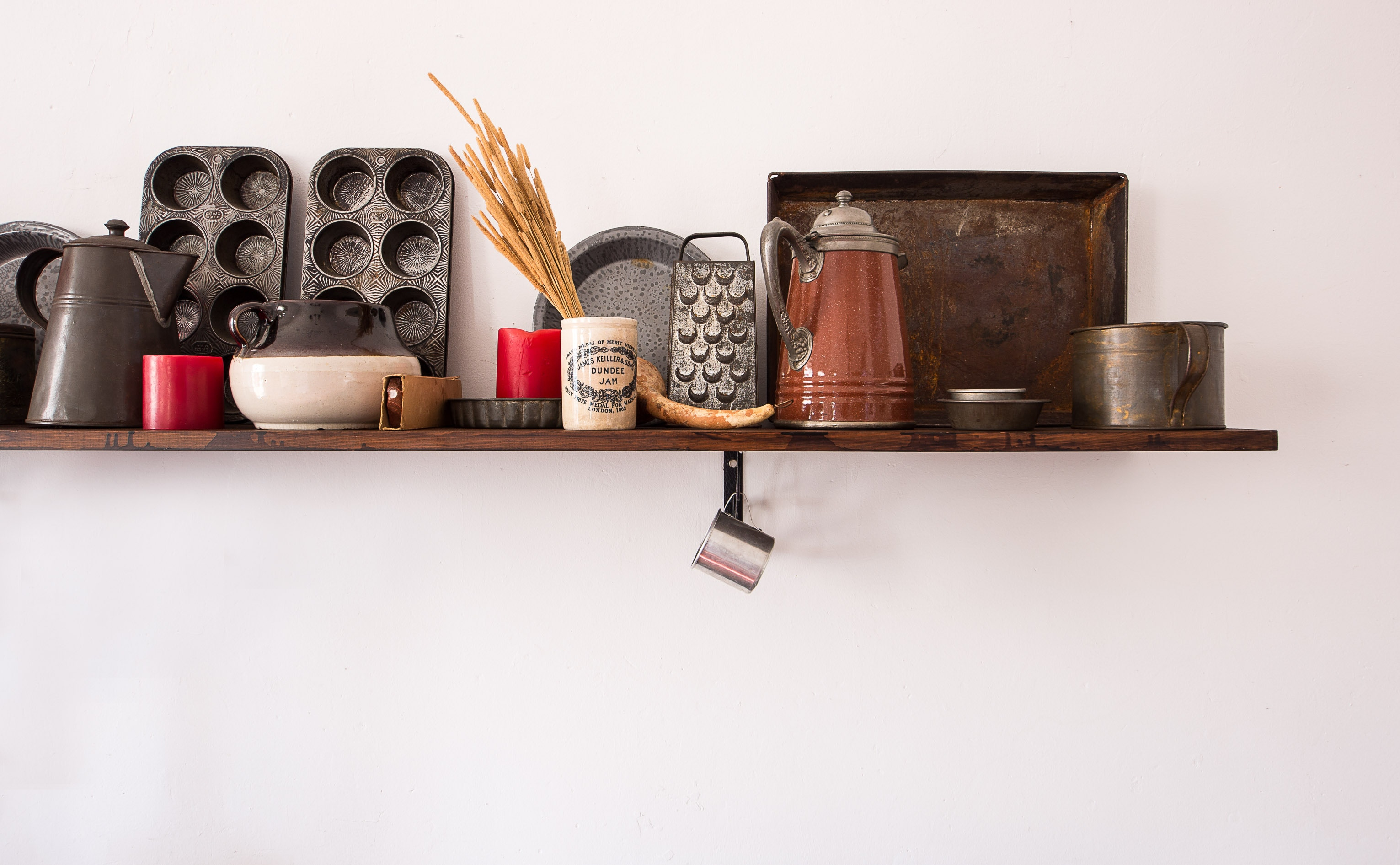 12 Items You Need For Your First Kitchen