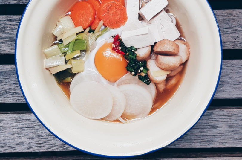 The Art of Making The Perfect Noodle Soup