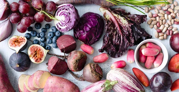 Eat the Rainbow: Purple Foods