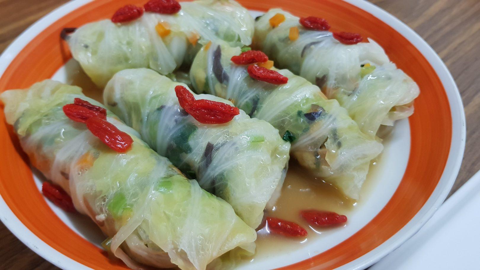 Prosperity Cabbage Roll