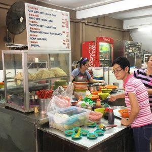 Kuching Food