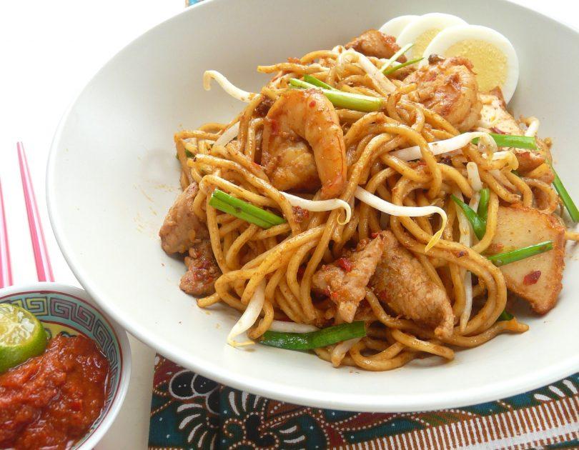 Nyonya Fried Noodles