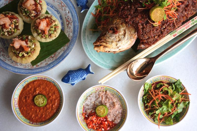 Top 5 Restaurants for Your Peranakan Food Fix in KL