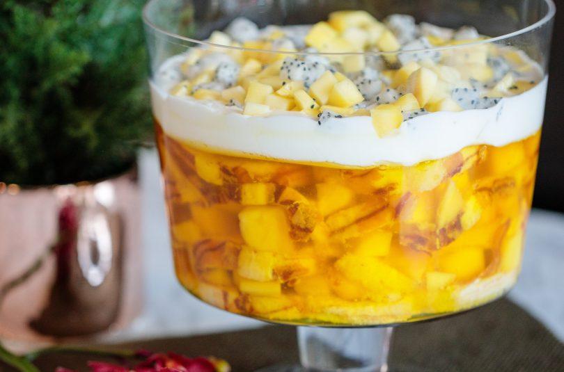 Mango Trifle