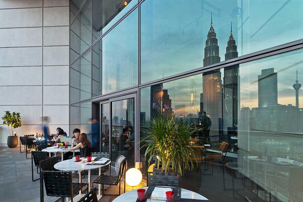 10 Most Romantic Restaurants in Kuala Lumpur