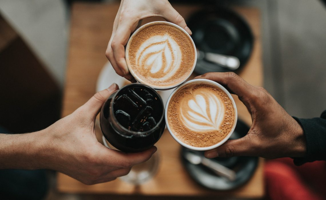 Top 5 Cafes To Get Your Coffee Fix