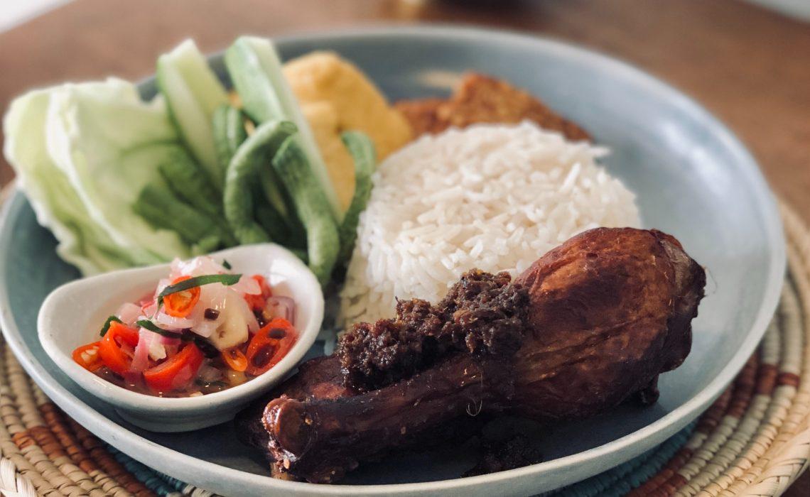 Crispy Bebek Bali