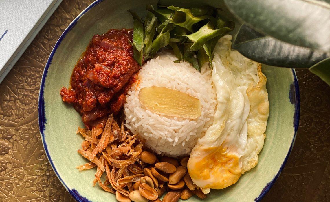 Nasi Lemak, A Truly Malaysian Meal