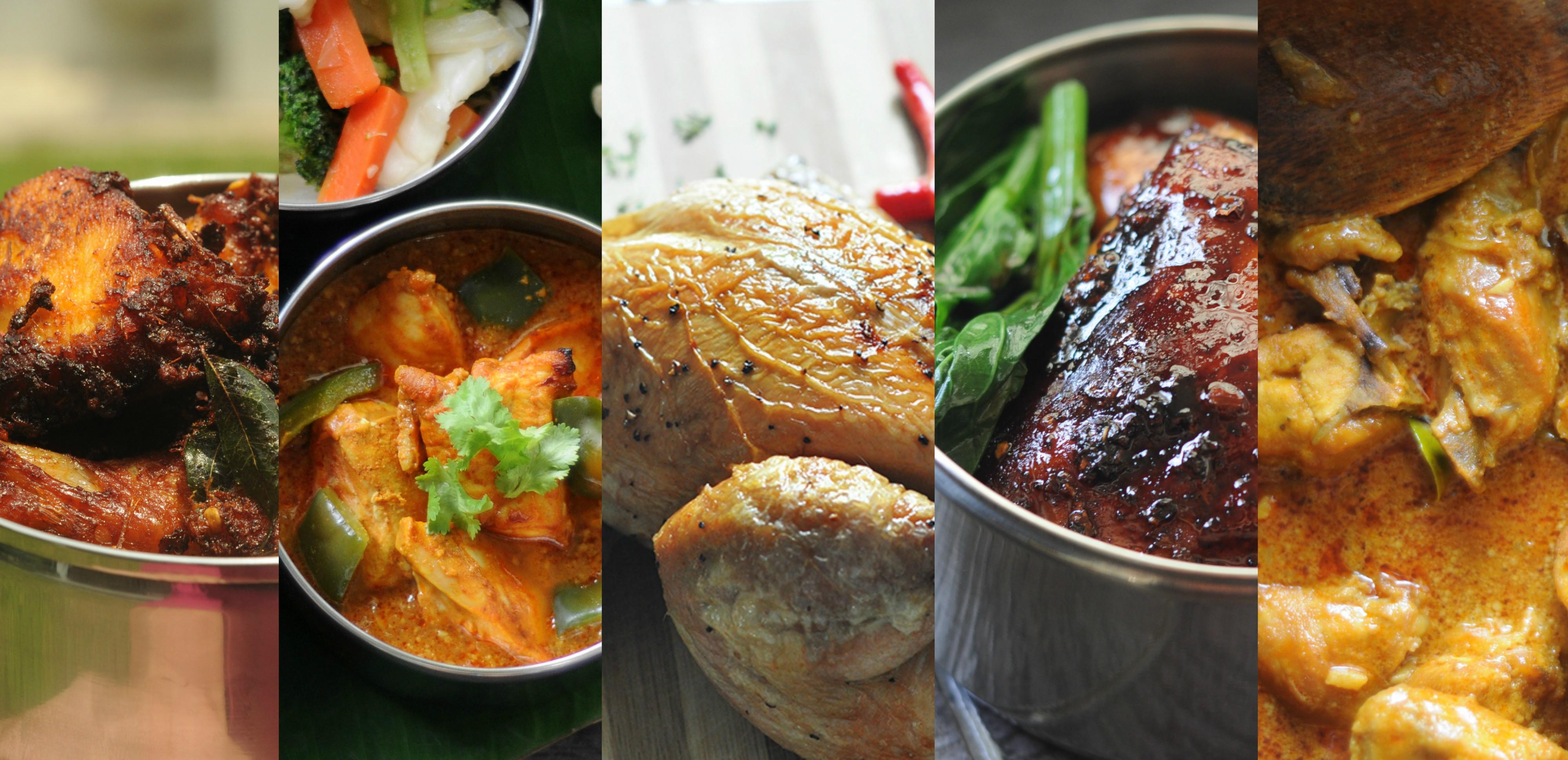 Ili's Top 5 Chicken Recipes to Cook For Merdeka & Raya Haji Celebration