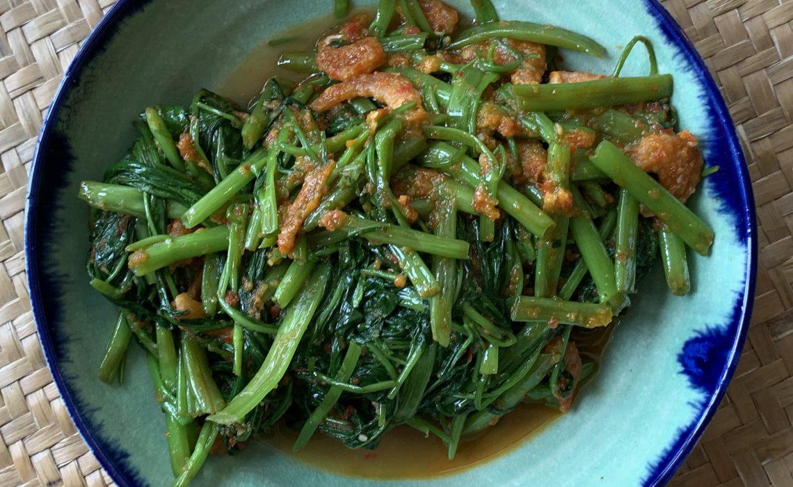 Kangkung Belacan Stir Fry