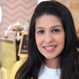 Serina Bajaj of Kind Kones