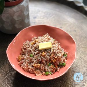 Corned Beef Fried Rice