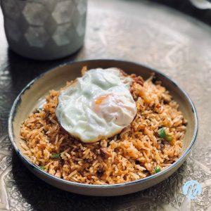 Sardine Fried Rice